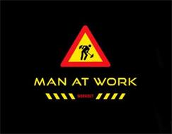MAN AT WORK WORKOUT