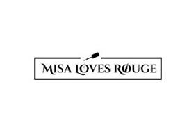 MISA LOVES ROUGE