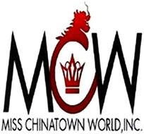 MCW MISS CHINATOWN WORLD,INC.