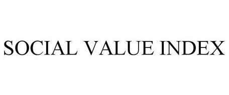 SOCIAL VALUE INDEX
