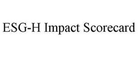 ESG-H IMPACT SCORECARD