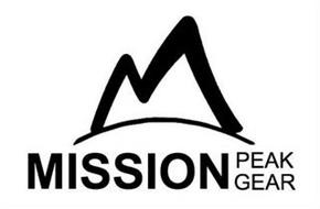 M MISSION PEAK GEAR