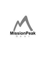 M MISSIONPEAK GEAR