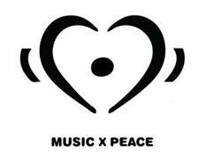 MUSIC X PEACE