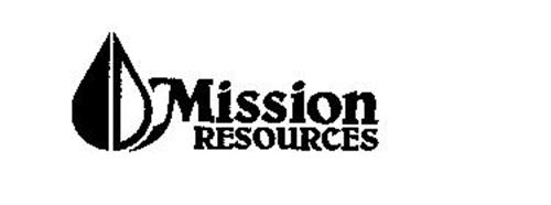 MISSION RESOURCES