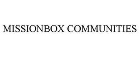 MISSIONBOX COMMUNITIES