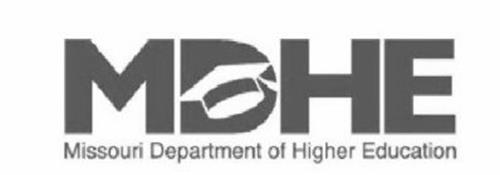 MDHE MISSOURI DEPARTMENT OF HIGHER EDUCATION