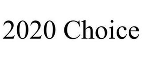 2020 CHOICE