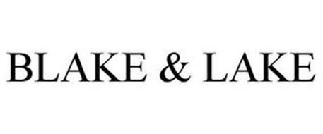 BLAKE & LAKE