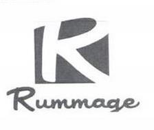 R RUMMAGE