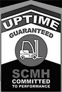 UPTIME GUARANTEED SCMH COMMITTED TO PERFORMANCE