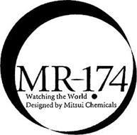 MR-174 WATCHING THE WORLD·  DESIGNED BY MITSUI CHEMICALS
