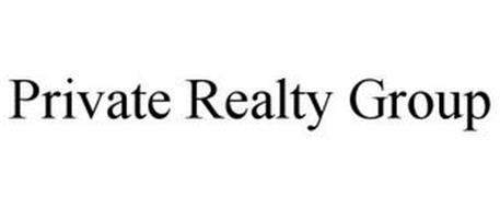 PRIVATE REALTY GROUP