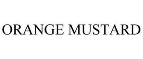 ORANGE MUSTARD