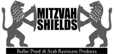 MITZVAH SHIELDS BULLET PROOF & STAB RESISTANT PRODUCTS