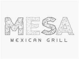 MESA MEXICAN GRILL