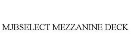 MJBSELECT MEZZANINE DECK
