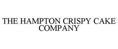 THE HAMPTON CRISPY CAKE COMPANY