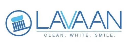 LAVAAN CLEAN. WHITE. SMILE.