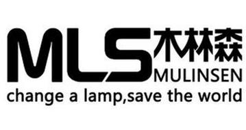 MLS MULINSEN CHANGE A LAMP,SAVE THE WORLD