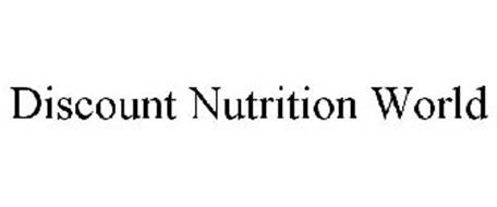 DISCOUNT NUTRITION WORLD