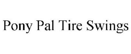 PONY PAL TIRE SWINGS