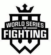 WORLD SERIES OF FIGHTING W