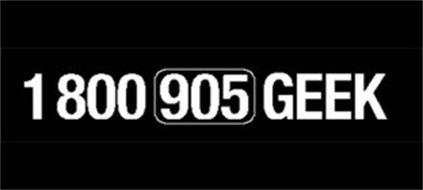 1 800 905 GEEK