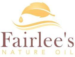 FAIRLEE'S NATURE OIL