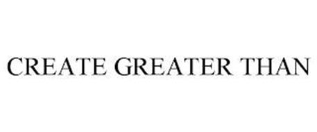 CREATE GREATER THAN