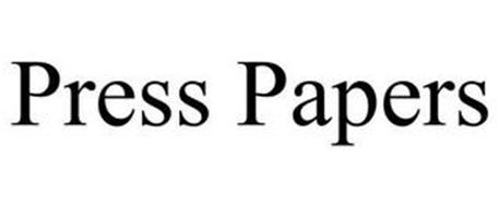 PRESS PAPERS