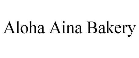 ALOHA AINA BAKERY