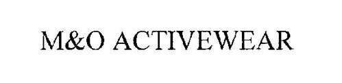 M&O ACTIVEWEAR