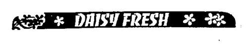 DAISY FRESH