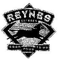 REYNES EXPRESS GOOD FOOD TO GO