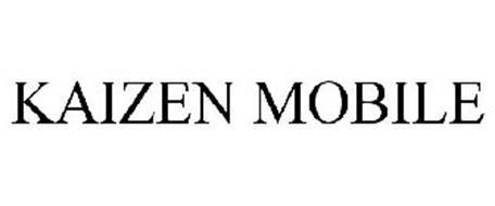 kaizen mobile trademark of mobile marketing association