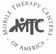 MTC MOBILE THERAPY CENTERS OF AMERICA