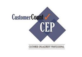 CUSTOMERCOUNT CEP CUSTOMER ENGAGEMENT PROFESSIONAL