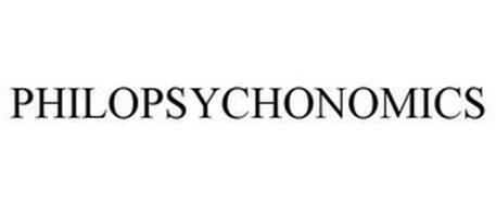 PHILOPSYCHONOMICS