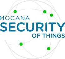 MOCANA SECURITY OF THINGS