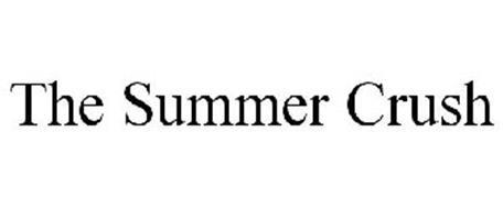 THE SUMMER CRUSH