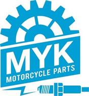 MYK MOTORCYCLE PARTS