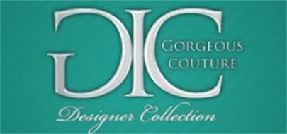 GIC GORGEOUS COUTURE DESIGNER COLLECTION