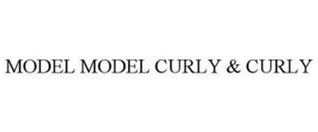 MODEL MODEL CURLY & CURLY