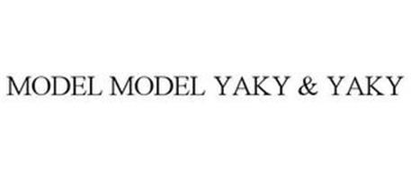 MODEL MODEL YAKY & YAKY