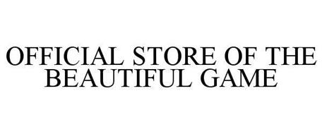 OFFICIAL STORE OF THE BEAUTIFUL GAME