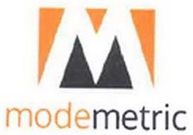 M MODEMETRIC