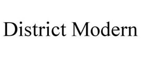 DISTRICT MODERN