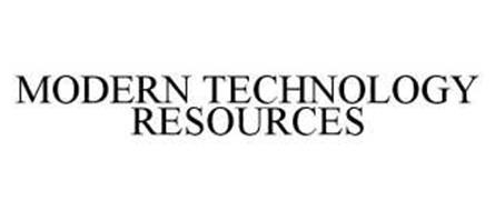 MODERN TECHNOLOGY RESOURCES