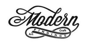 MODERN FINDINGS ART CRAFT